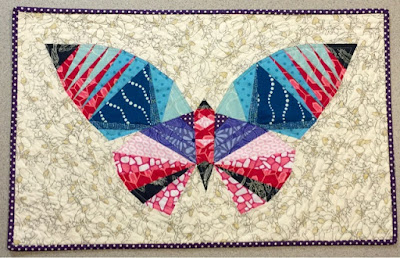 Take Wing Mini Quilt