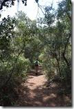Andy on trail - LP WA