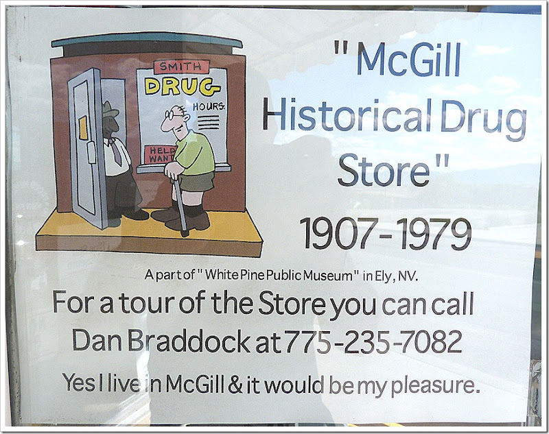 McGill NV-Museum
