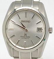 Seiko Grand Seiko : SBGR001J1