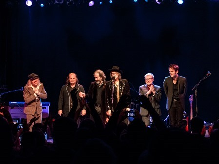 The Waterboys Concert Review