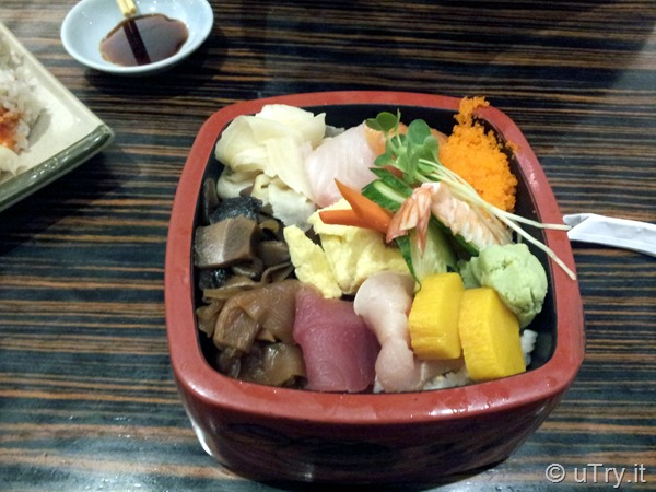 Sushi Yosuke Restaurant Review  at http://uTry.it