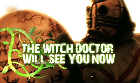 Wizyta u szamana / The Witch Doctor Will See You Now (2011) PL.TVRip.XviD / Lektor PL