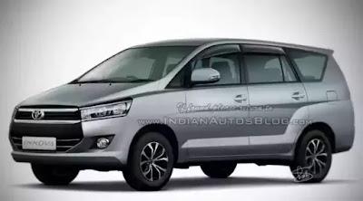 Harga Toyota Kijang Innova Terbaru Naik Drastis