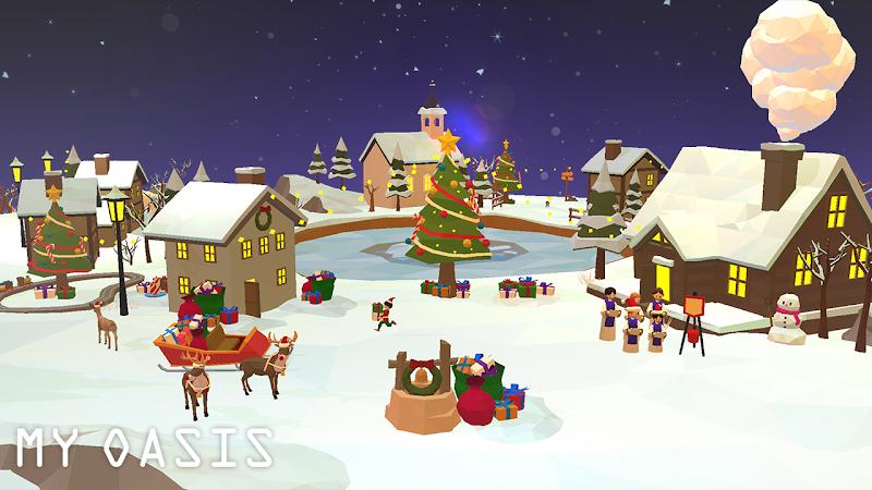 My Oasis - Calming and Relaxing Incremental Game Screenshot 10