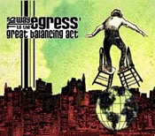 This Way To The Egress - Great Balancing Act album cover