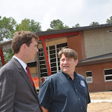 Arkansas Secretary of State Mark Martin Visits UACCH-Texarkana