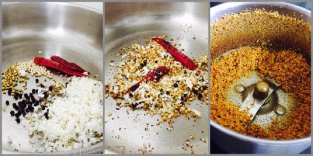 Poricha Kuzhambu Recipe| Drumstick leaves Poricha Kulambu|kuzhambuRecipes 3