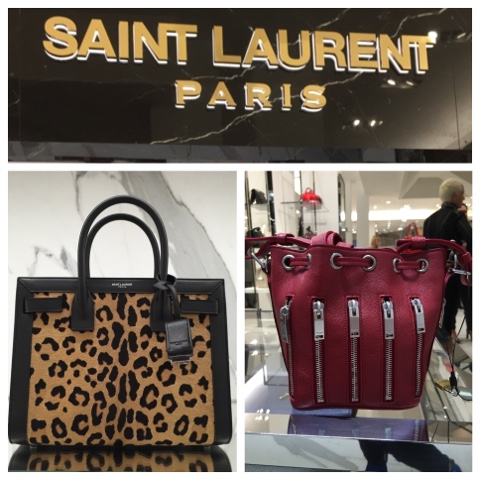 Shop at the Saint Laurent Boutique inside the Neiman Marcus Beverly HIlls Store