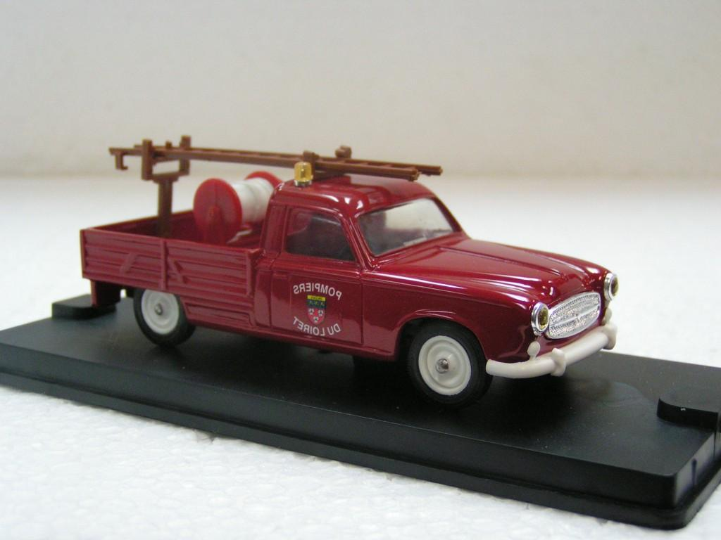 Peugeot 403 Pick-up avec