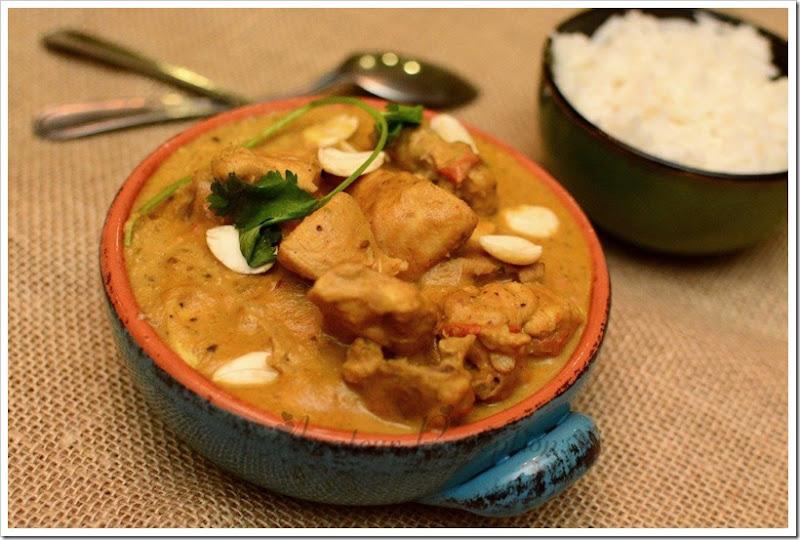 Chicken Moghalai Korma 3