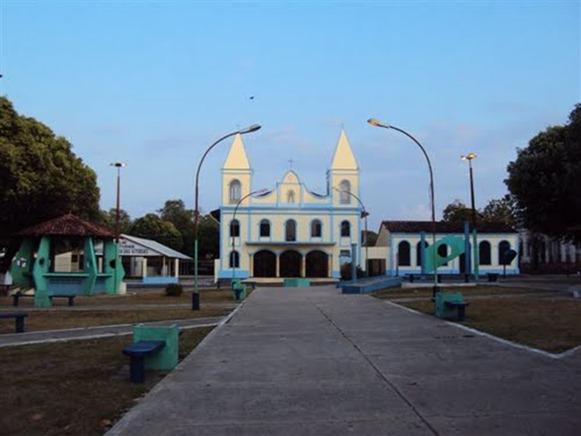 Igreja da Nossa Senhora das Vitorias - Marapanim