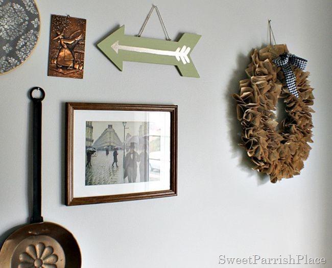 painted-wooden-arrow @ www.sweetparrishplace.com