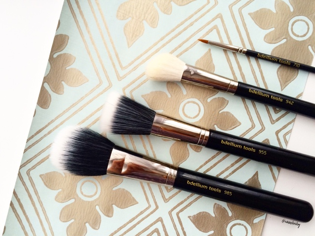review of bdellium tools maestro brushes