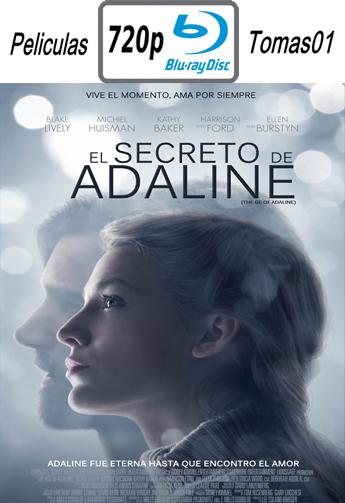 El Secreto de Adaline (2015) [BRRip 720p/Dual Latino-ingles]