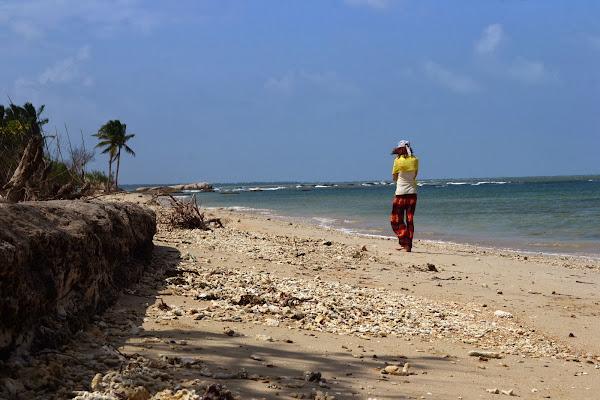 Пляж Пассекудах, Шри Ланка