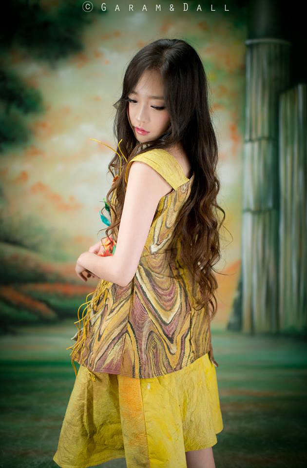 Ngắm vẻ đẹp ngây thơ và dễ thương của Tomia - Ảnh 4