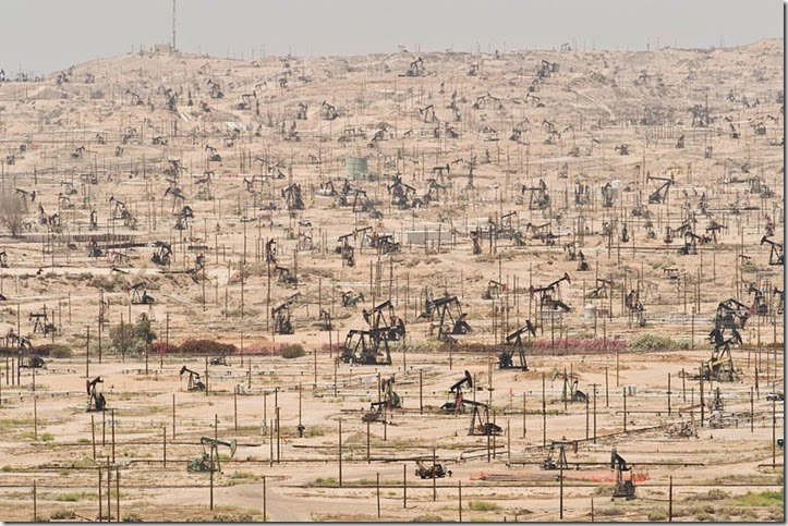 Ken River Oil Field, California (USA) – Exploited Since 1899