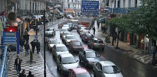Circulation automobile:  Une fluidité en trompe-l'oeil