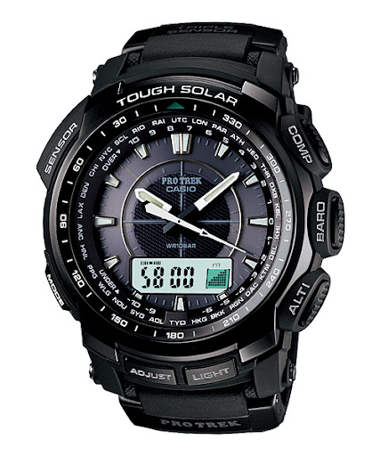 Casio Protrek : PRG-510