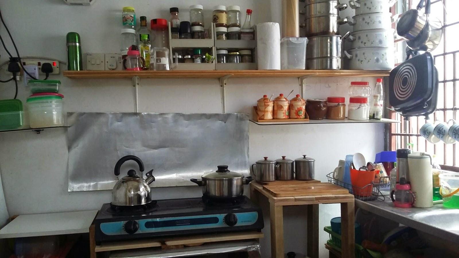 life is simple dapur kecilku