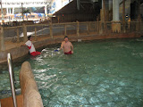 Having fun at Kalahari Water Park in OH 02192012g