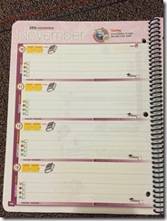agenda new full page