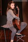La joven guitarrista Laura Rausell Saborit