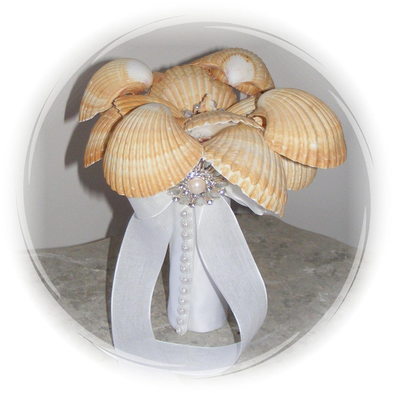 Sea Shell Bouquet - Beach
