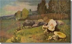 pic-I-Z-Izhakevych Ivan Taras Shevchenko as Shepherd 1939