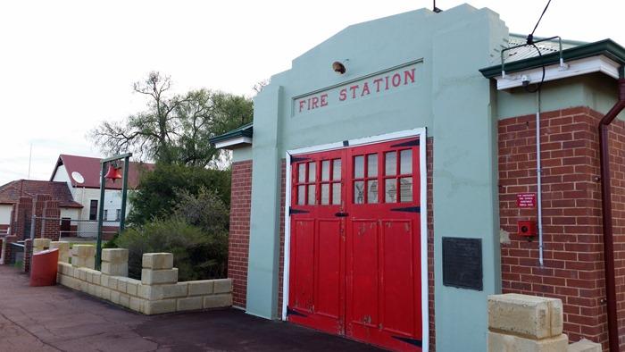 virtù - fire station
