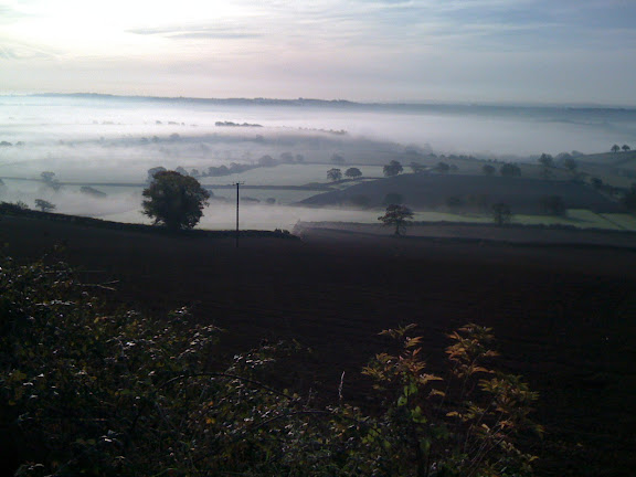The mist begins to clear...