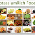 Top Foods that are rich in Potassium.