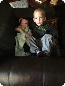 Nehemiah and Henry