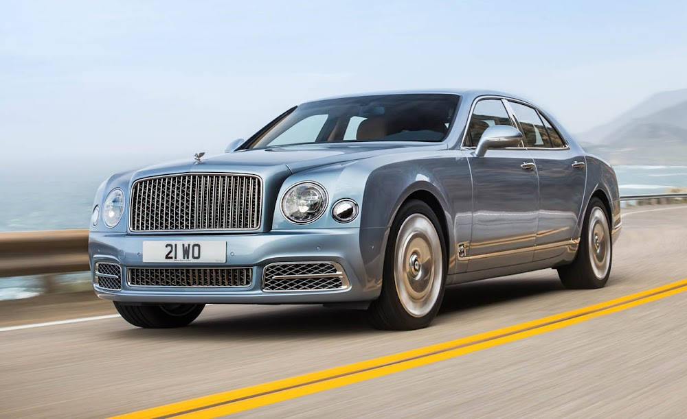 2017 Bentley Mulsanne: Now Even More Mega Car Review Specs