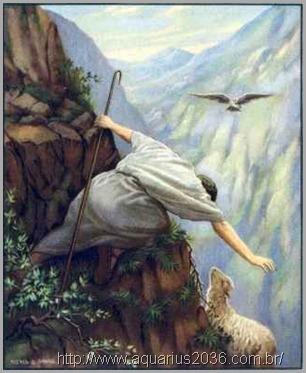 Jesus-resgate-ovelha-perdida