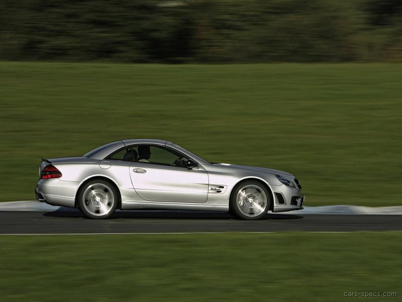 2009 Mercedes Benz Sl Class Sl63 Amg Specifications