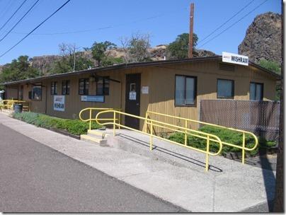 IMG_7803 Depot in Wishram, Washington on July 3, 2009