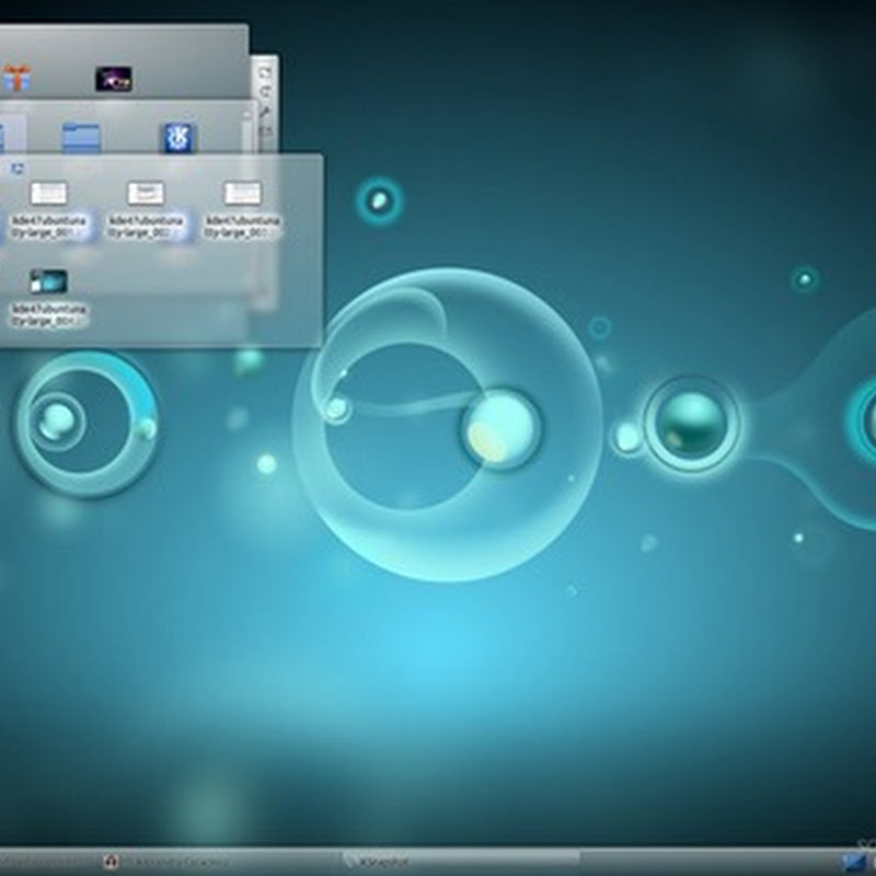How to install KDE on Ubuntu.