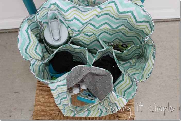 #ad DIY-Gym-Bag #RewardHealthyChoices (19)