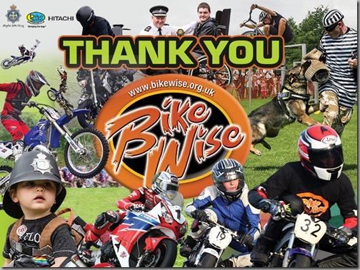 Bikewise (Thank You) Web image 2015