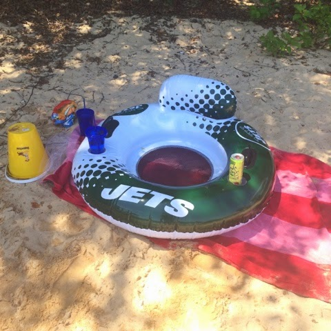 Memorial Day Lake Norman: Stilettos and Diapers