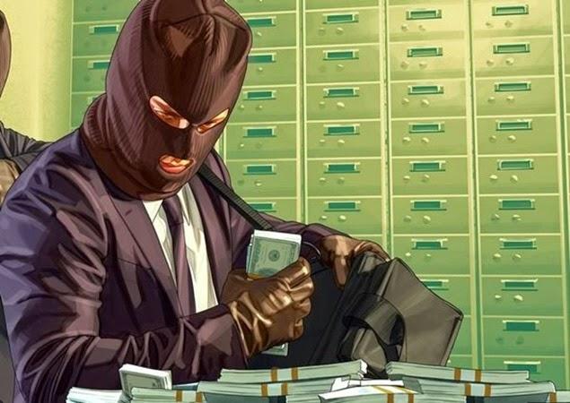 So Kommen Sie In Gta V Rasch Zu Viel Geld Teil 1 Spass Und Spiele
