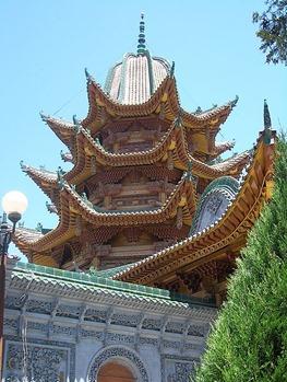 450px-5861-Linxia-Yu-Baba-Gongbei-main-building-roof
