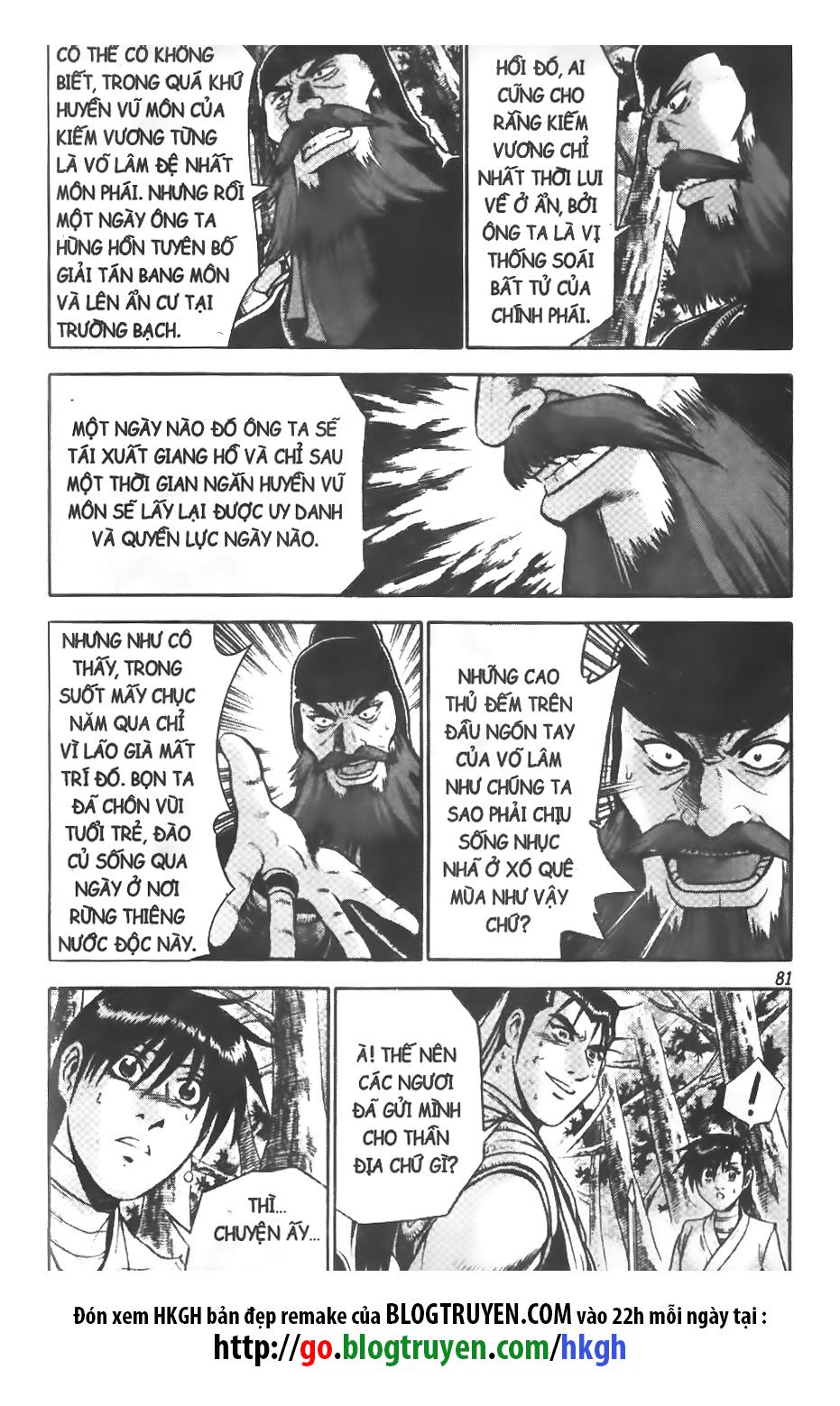 xem truyen moi - Hiệp Khách Giang Hồ Vol46 - Chap 319 - Remake