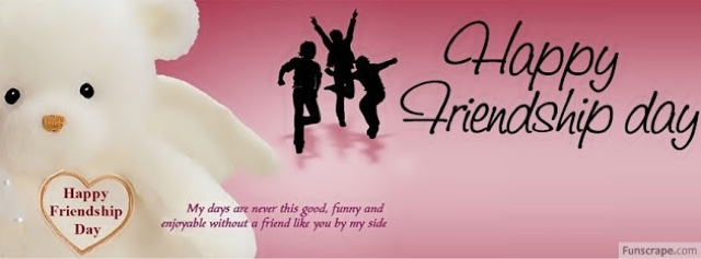 Happy Friendship Day FB Timeline Covers - Happy Friendship Day
