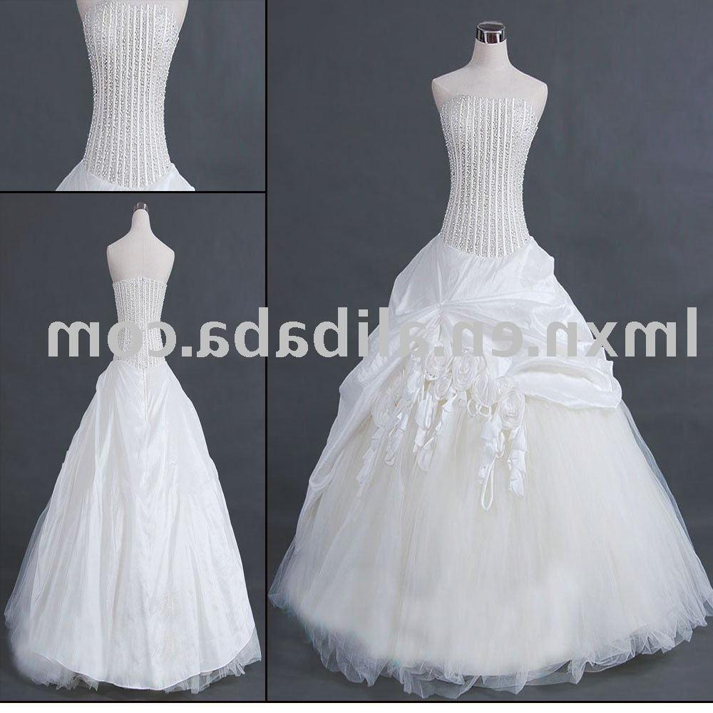 Wholesale Hot Selling Style Wedding gown