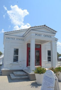 Post Office in Seaside