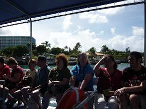 Glass Bottom Boat Sea Monkeys