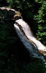 Muddy Creek Falls, Swallow Falls State Park, Western Maryland.